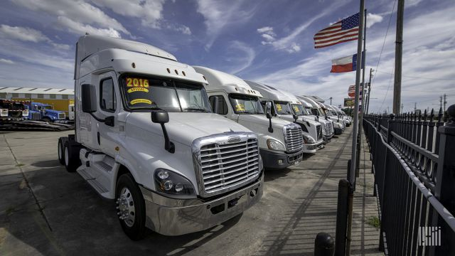 Used Trucks Sales Continue Climb From Abyss