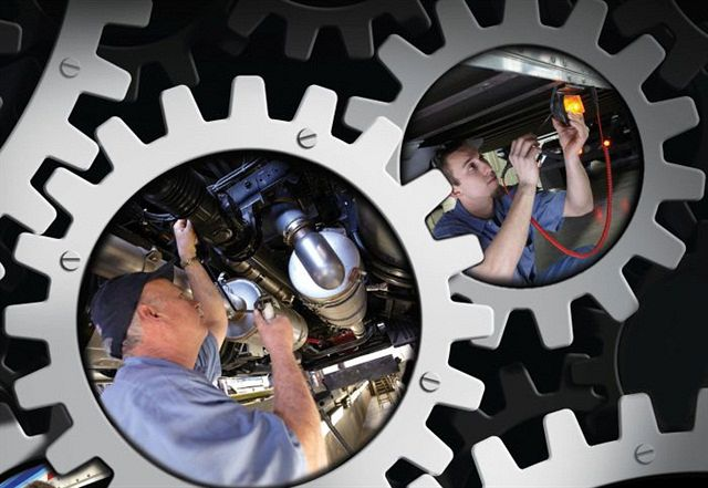The Modern Maintenance Manager - Managing Today's Technicians