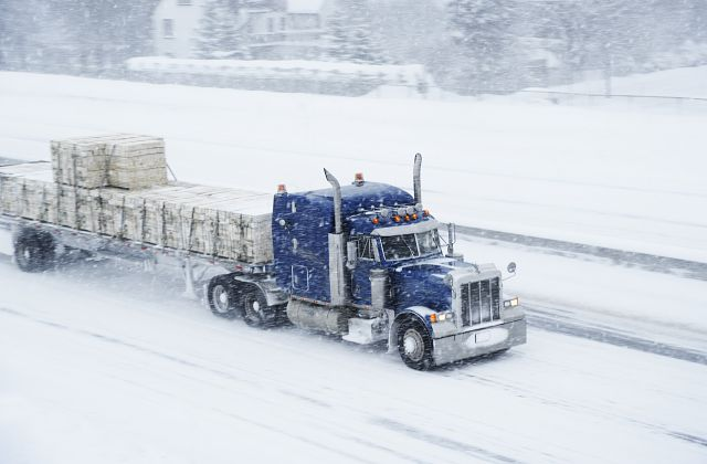 Why Truck Winterization Not Finished in November