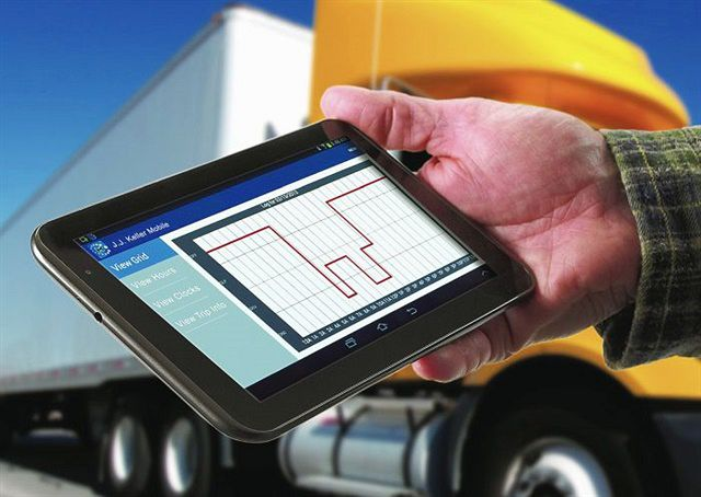ELDs - What Happens When You Have to Rent a Truck