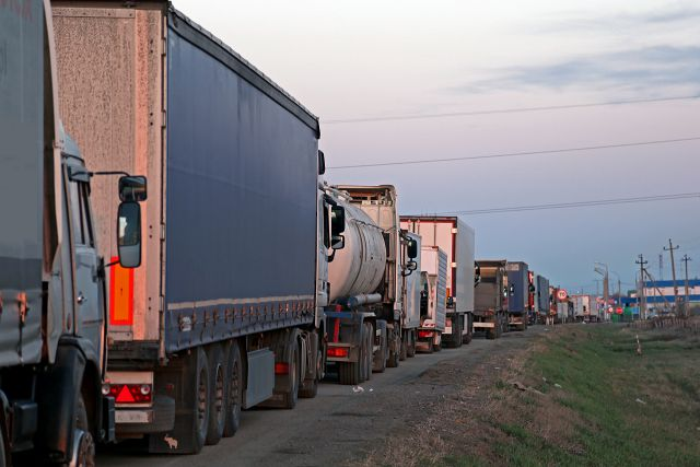 Traffic Congestion Affecting Trucking Costs